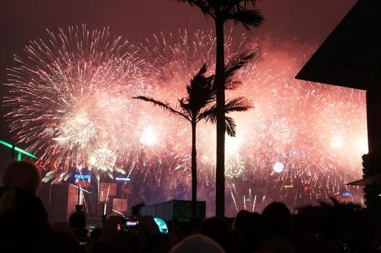 artificii de anul nou