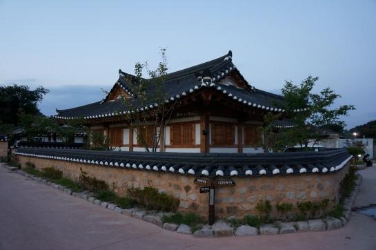 hanok din satul turistic