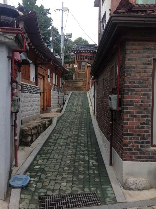 cartieru de hanokuri