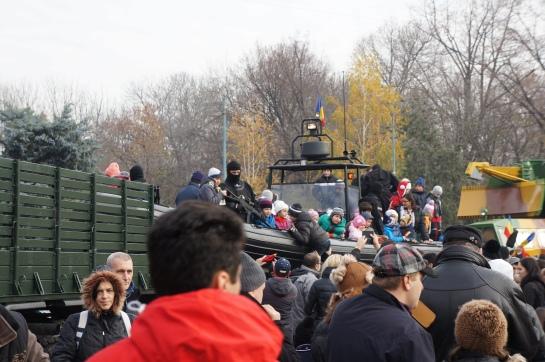 1 decembrie atacul plozilor