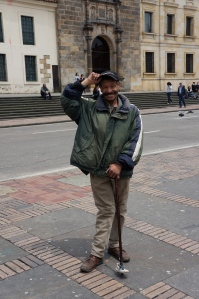 Bogota centrul vechi