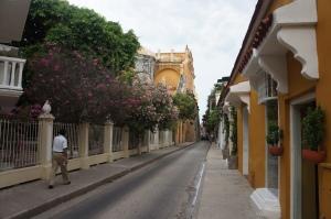 Cartagena orasul vechi 2