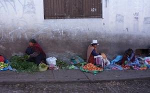 Cuzco vanzatori ambulanti