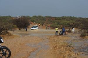 evadarea din Punta de Gallinas 2