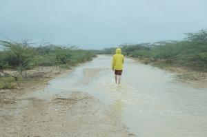 evadarea din Punta de Gallinas