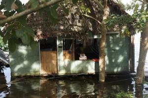 Iquitos inundat