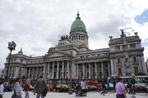 Pallazzo del Congresso, Buenos Aires