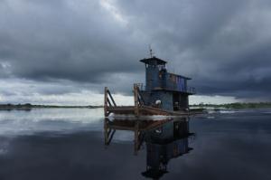 Peru Amazon 2 pt print