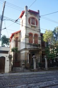 Rio cartier Santa Teresa