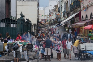 Rio street market